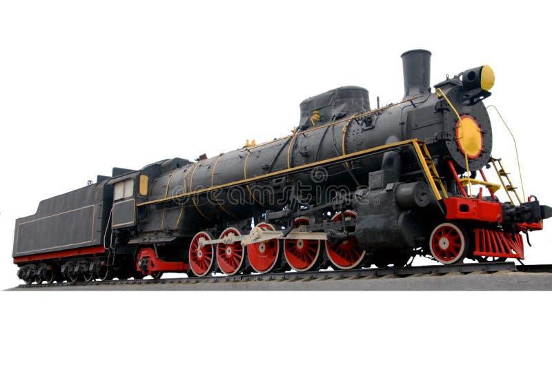 Locomotive rétro images stock