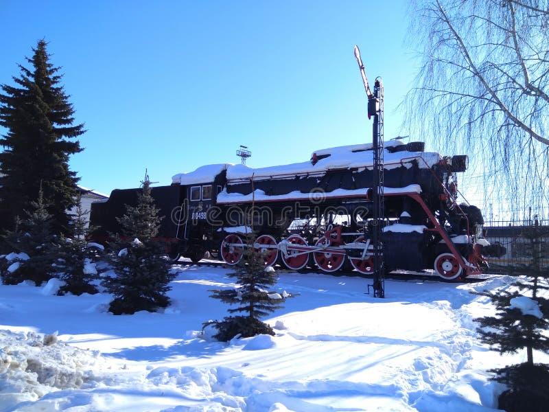 Locomotive - 0801 royalty free stock photo