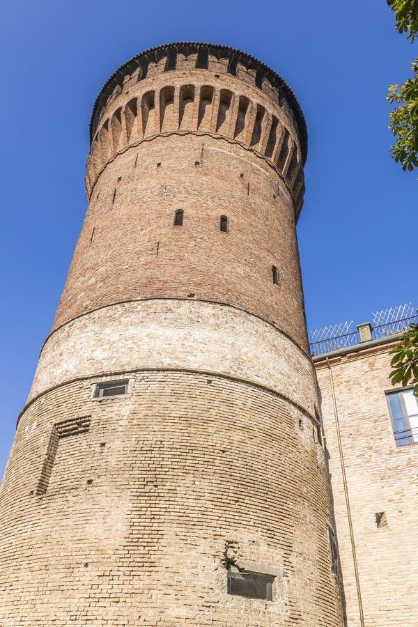 Lodi,意大利 库存图片