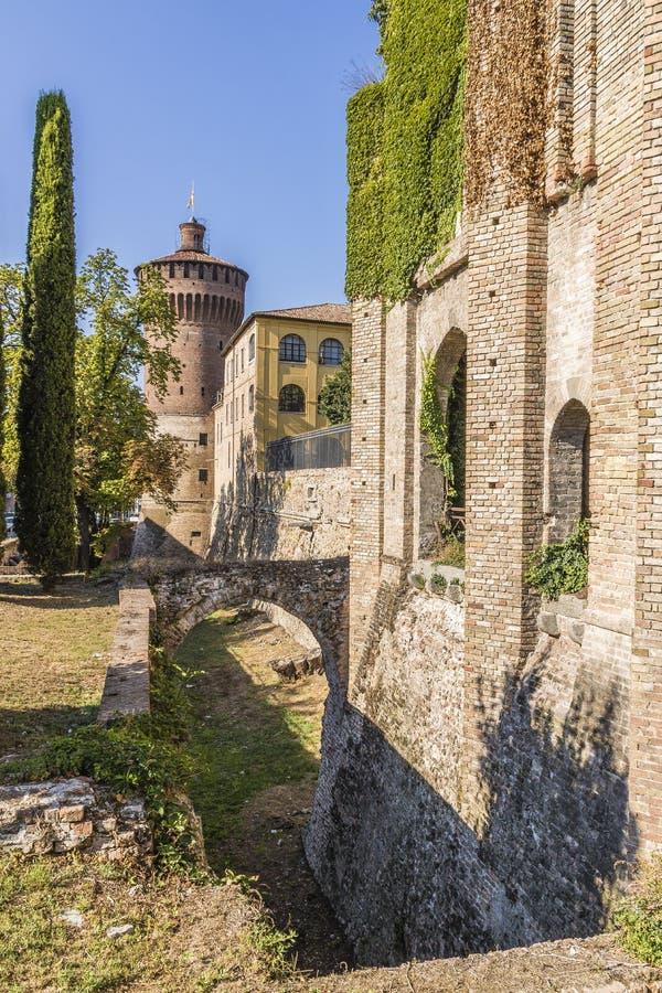 Lodi, Ιταλία στοκ φωτογραφίες με δικαίωμα ελεύθερης χρήσης