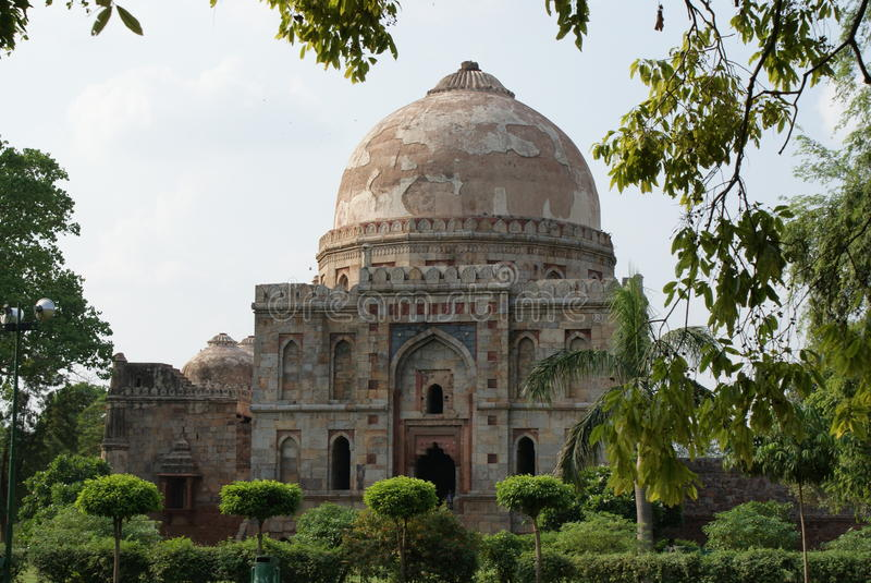 lodi κήπων του Δελχί νέο στοκ φωτογραφία με δικαίωμα ελεύθερης χρήσης