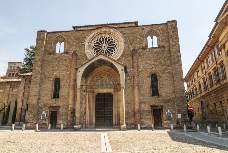 Lodi - Church Of San Francesco Royalty Free Stock Image