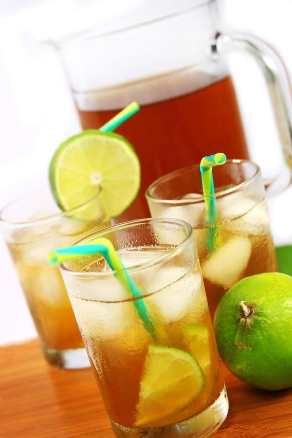 lodowa herbata zdjęcie royalty free