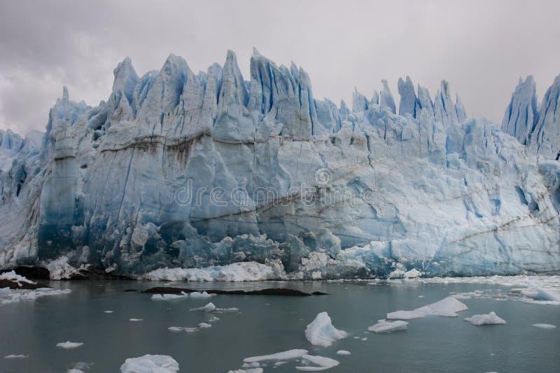 lodowa Moreno perito obrazy royalty free