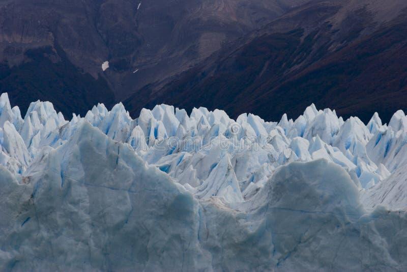 lodowa Moreno perito zdjęcie royalty free