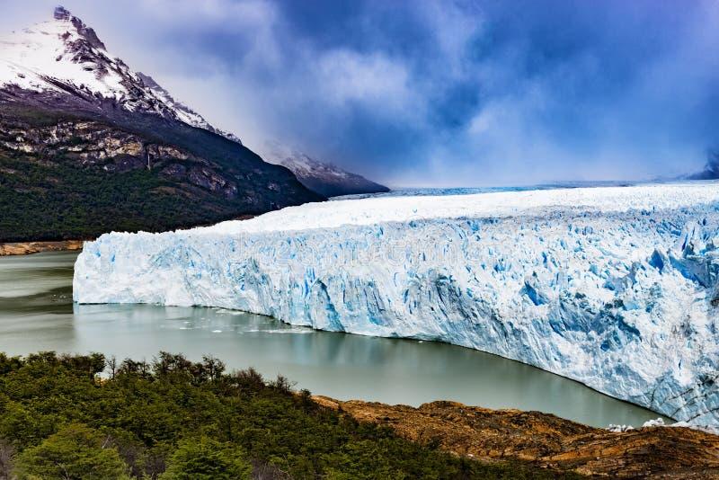 lodowa perito Moreno obrazy royalty free