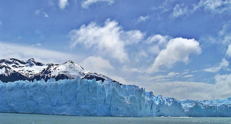 lodowa perito Moreno obrazy stock