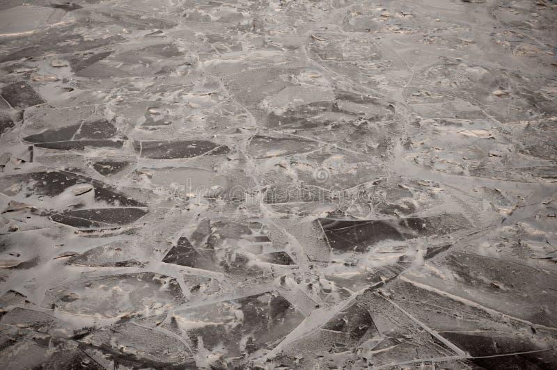 lodowa rzeka obrazy royalty free