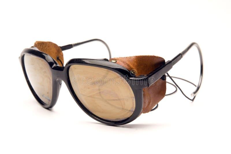 lodowa rzemiennych kawałków boczni okulary przeciwsłoneczne obrazy royalty free