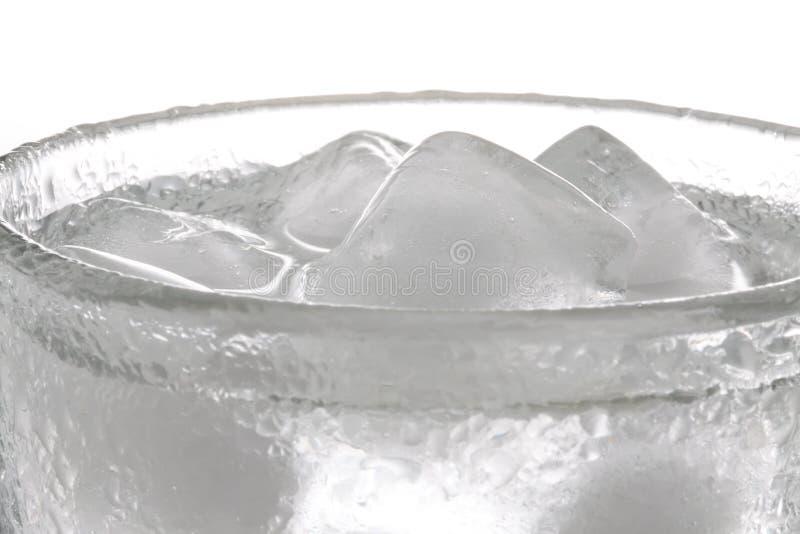 lodowa woda obraz stock