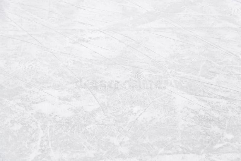 Lodowego lodowiska podłoga zdjęcia stock