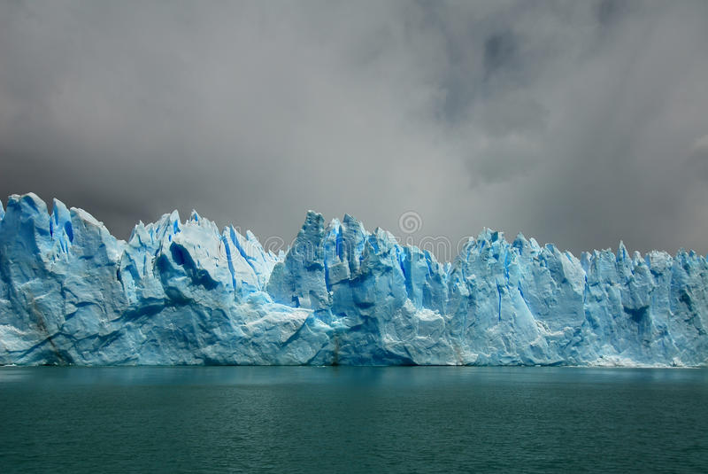 lodowiec zdjęcie stock