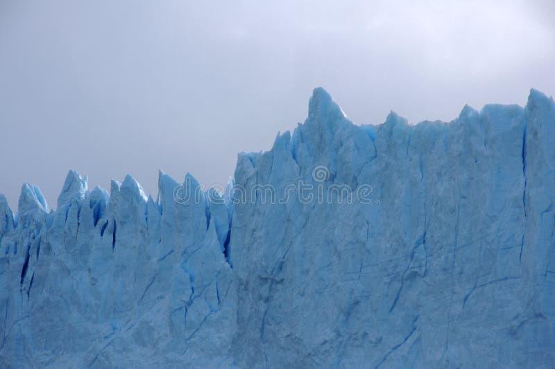 lodowiec granie fotografia royalty free