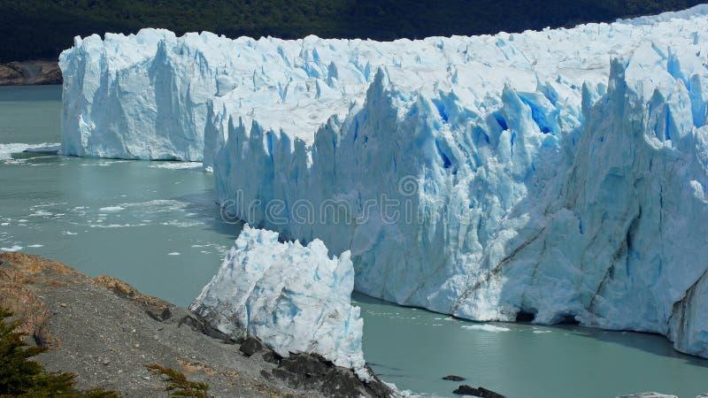 Lodowiec Perito Moreno, Patagonia, Argentyna zdjęcia royalty free