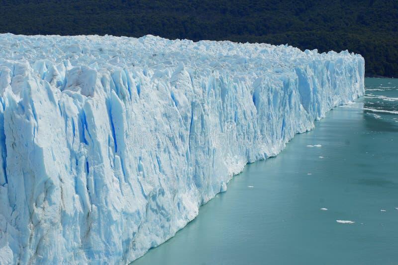 Lodowiec Perito Moreno, Patagonia, Argentyna fotografia royalty free