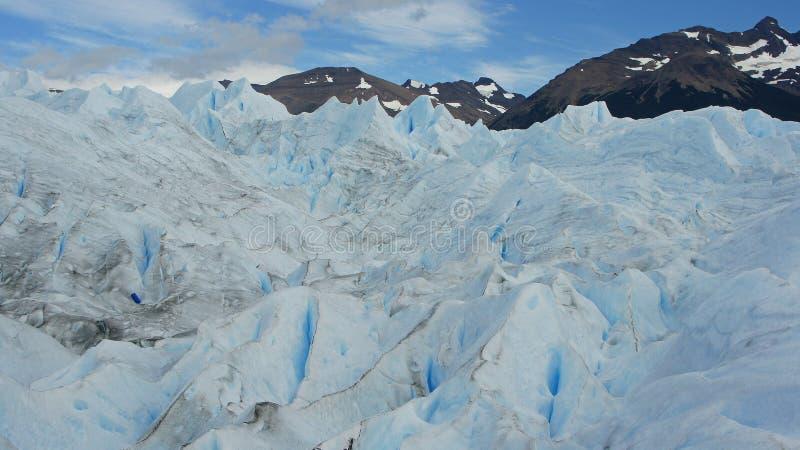 Lodowiec Perito Moreno, Patagonia, Argentyna obrazy royalty free