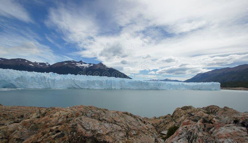 Lodowiec Perito Moreno, Patagonia, Argentyna zdjęcie royalty free