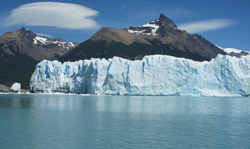 Lodowiec Perito Moreno, Patagonia, Argentyna zdjęcia stock