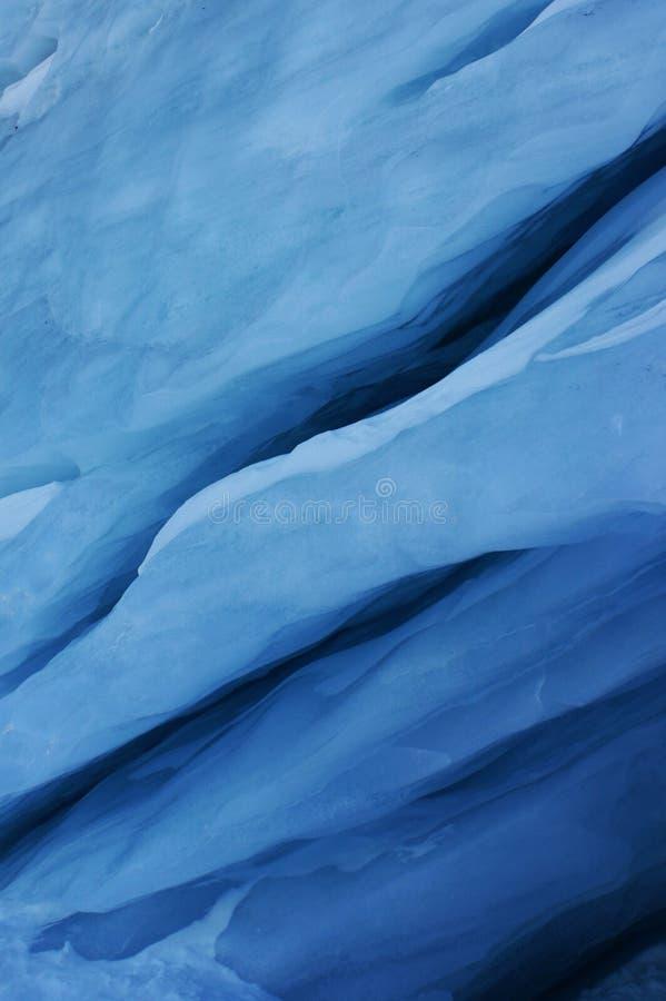 lodowiec się blisko fotografia stock