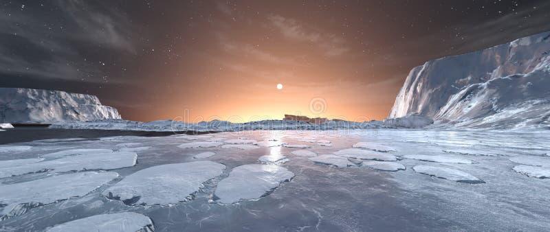 lodowowie ilustracji