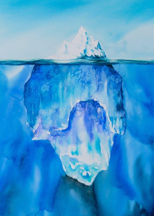 lodowowie royalty ilustracja