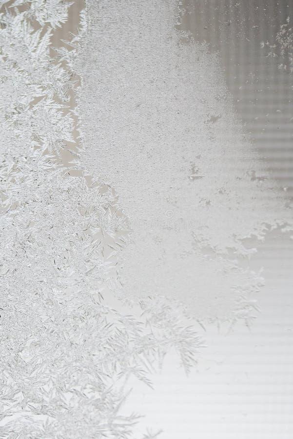 Lodowy tekstury tło zdjęcia royalty free
