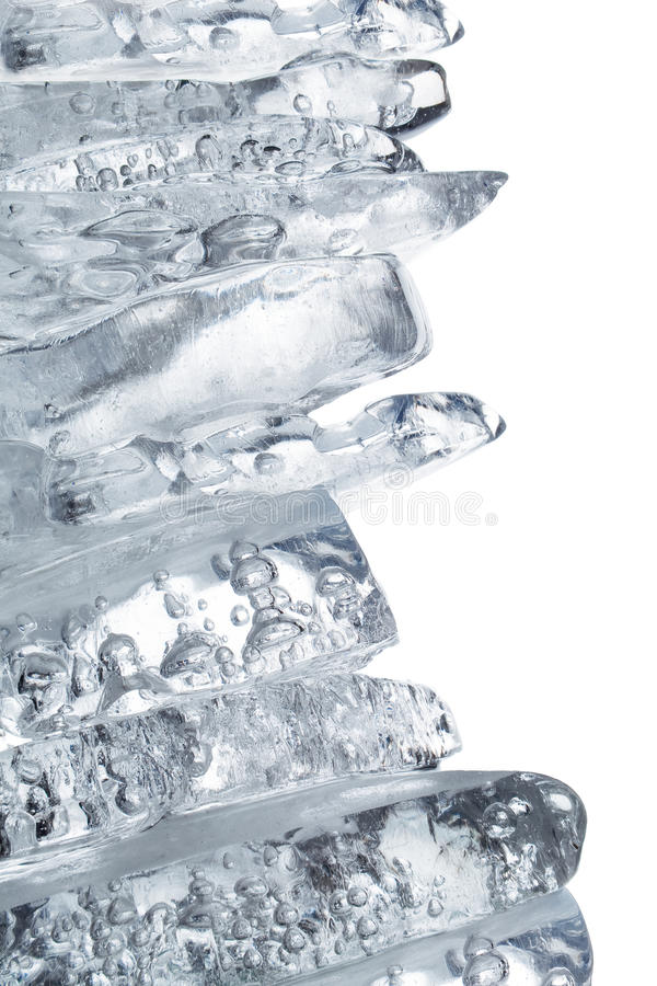 lodu jasny stos obrazy royalty free