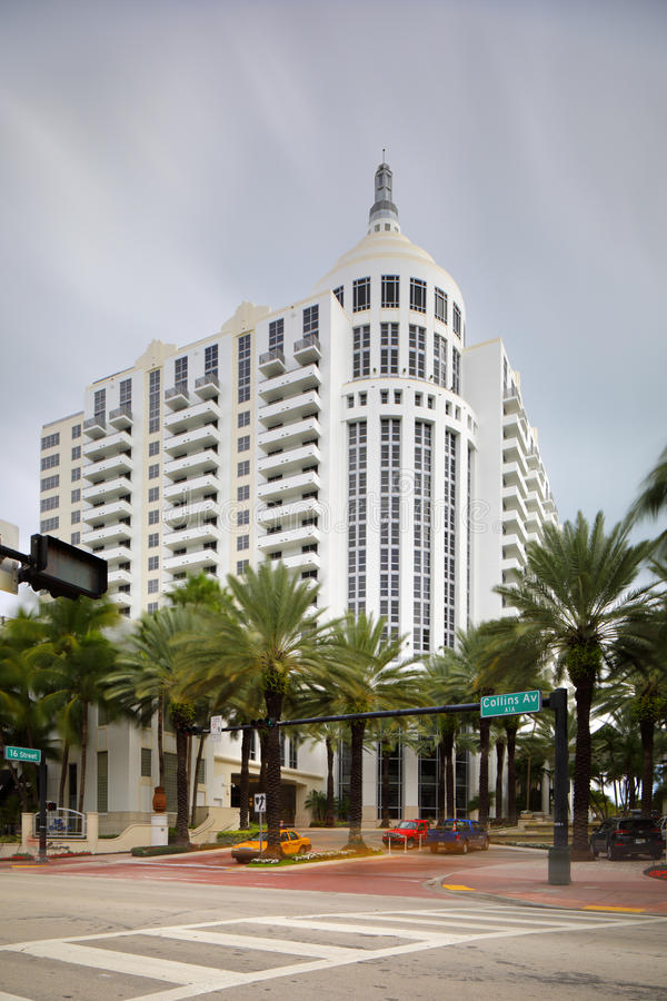 Loews hotell Miami Beach arkivfoton