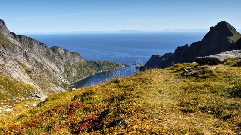 Lofoten Islands royalty free stock images