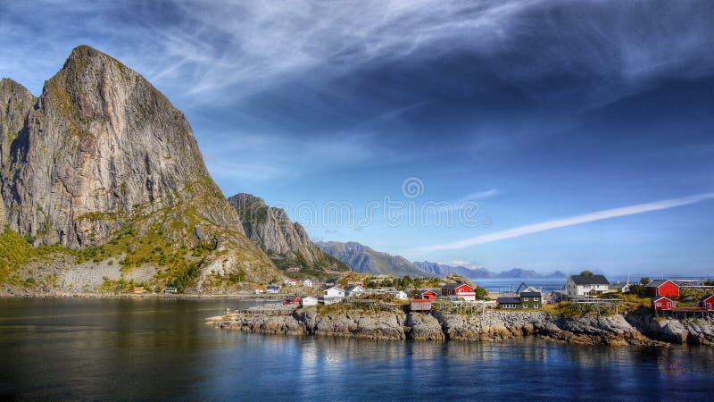 Lofoten, Landscape royalty free stock images
