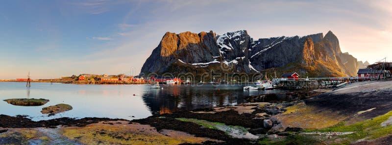 Lofoten - Noruega foto de archivo libre de regalías