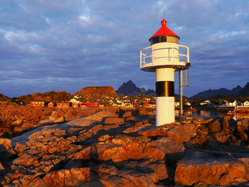 Download Lofoten, Norway stock image. Image of clear, europe, light - 44523285