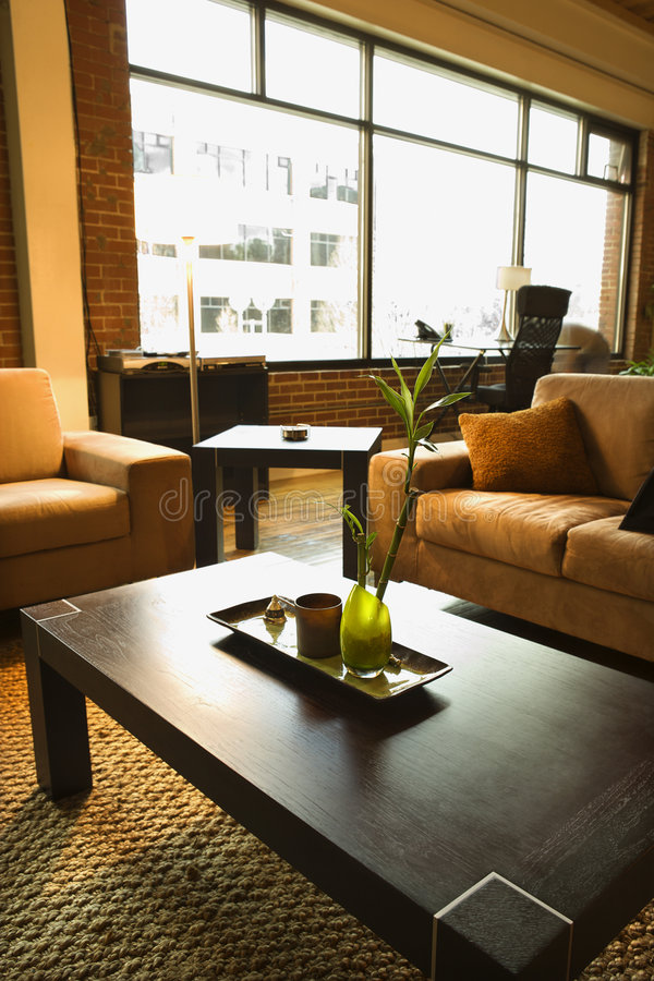 Download A loft apartment. stock image. Image of interior, nobody - 2044665