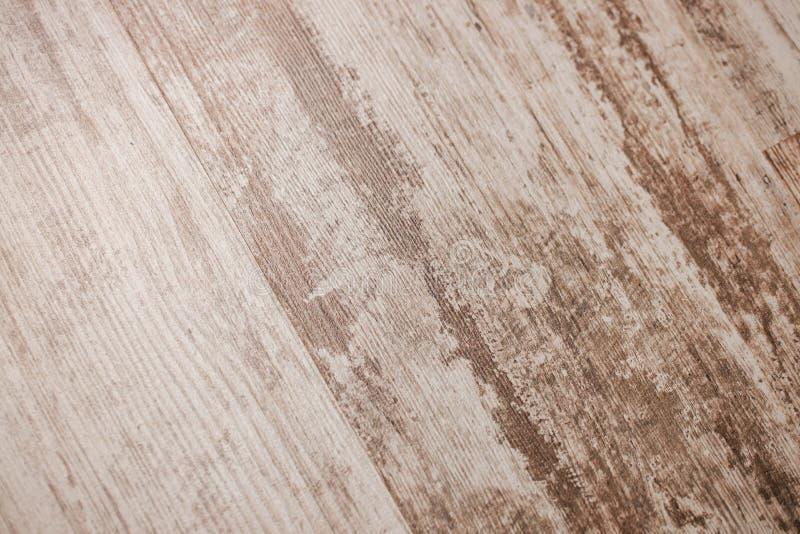 Loft houten parketvloeren Horizontale naadloze houten achtergrond stock foto's