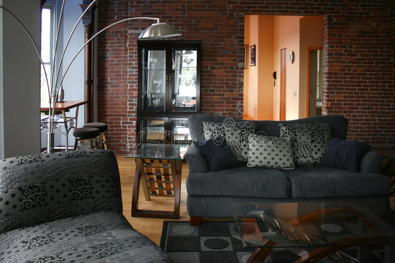 the brick condo furniture. Wonderful The The Brick Condo Furniture Simple Furniture Download Loft Living Room Stock  Image Of And The Brick Condo T