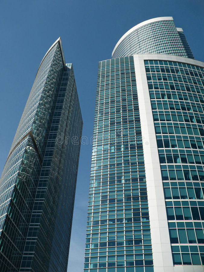 Download Lofty Business Buildings Stock Photos - Image: 5021713