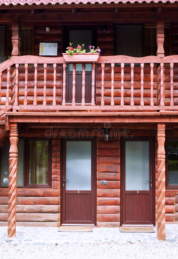 Download Log Cabin stock photo. Image of wood, cabin, room, architecture - 19503236