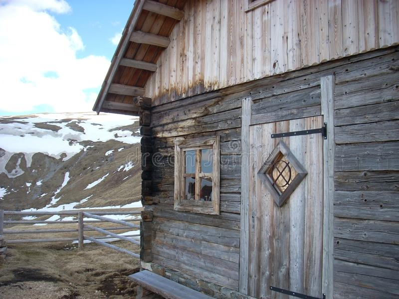 Log Cabin, Shack, House, Wood stock photography