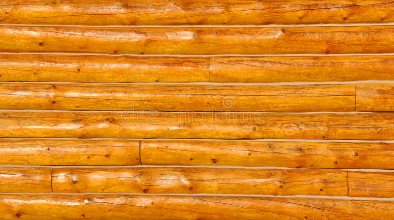 Log Cabin Wall Background Stock Photo Image Of