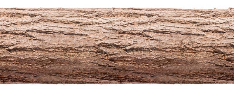 Log de madeira sem emenda foto de stock royalty free
