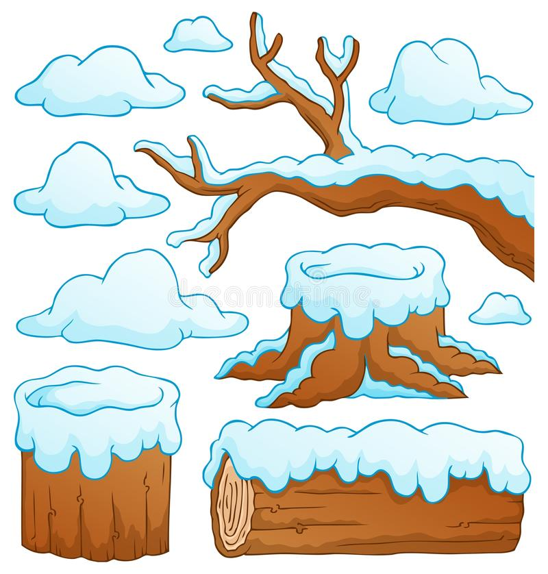 Free Log Theme Collection 2 Royalty Free Stock Image - 33838466