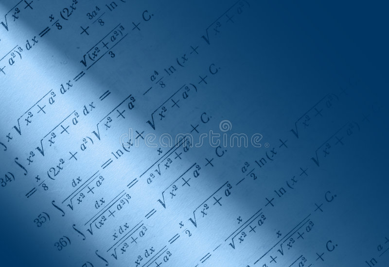 Download Logarithms stock photo. Image of course, abstract, background - 2361656