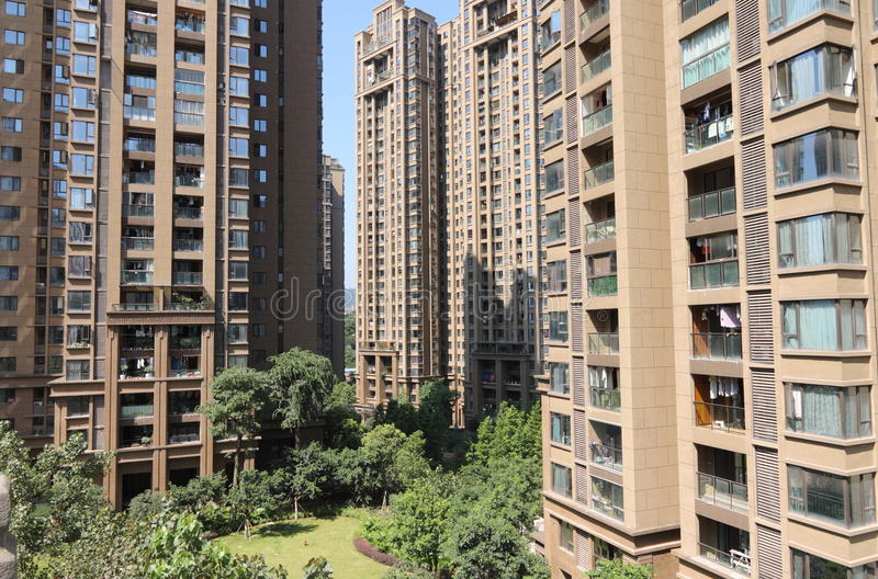 Download Logement chinois photo stock éditorial. Image du maison - 76080333