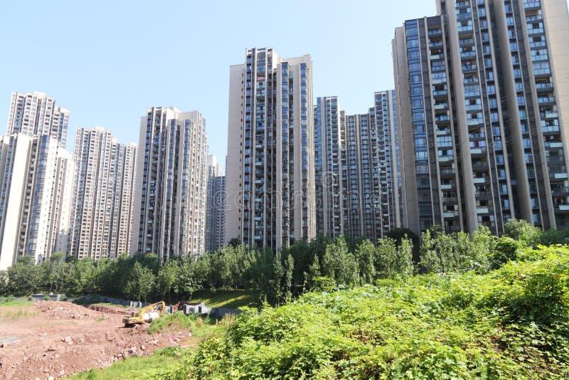 Download Logement chinois image stock éditorial. Image du condominium - 76080434