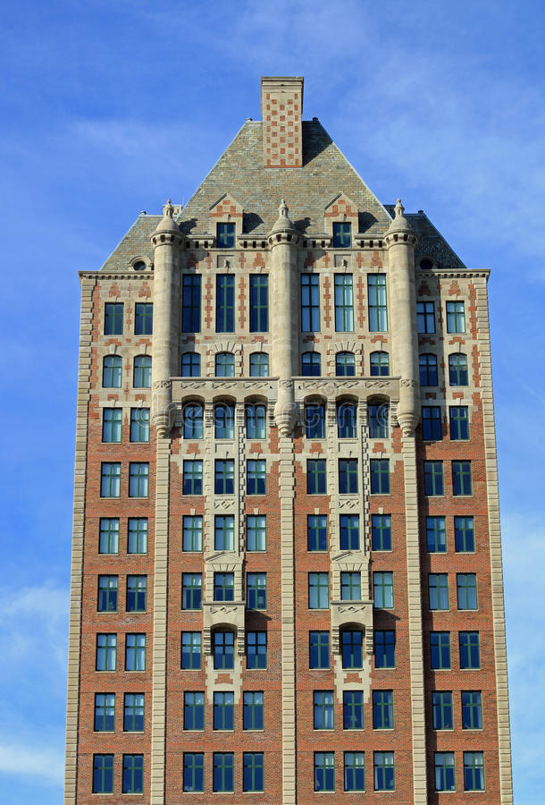 Logement classieux Chicago photo stock
