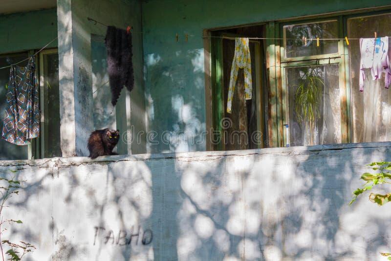 Logement des familles à faibles revenus photos libres de droits