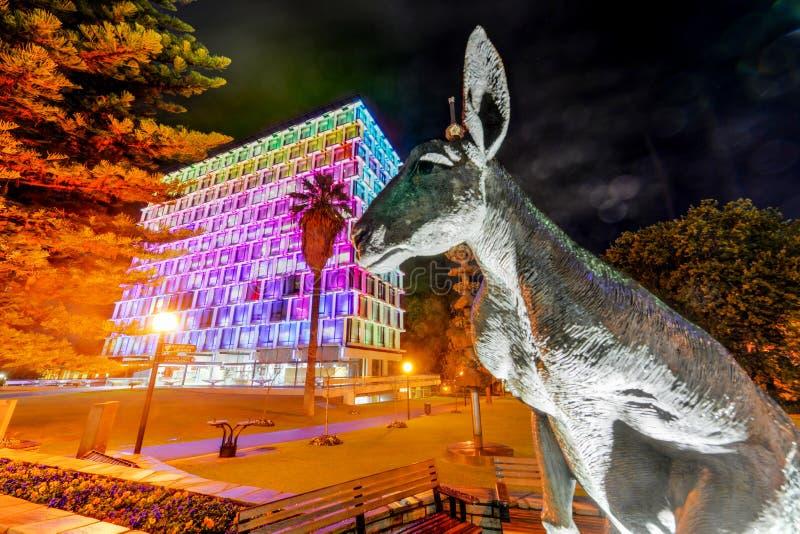 Logements sociaux Perth, Australie photographie stock libre de droits