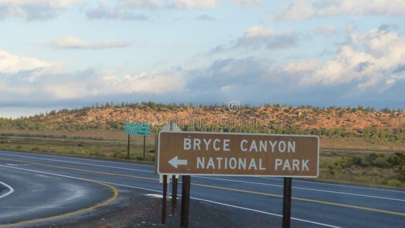 Logga in i Utah i Förenta staterna arkivbild