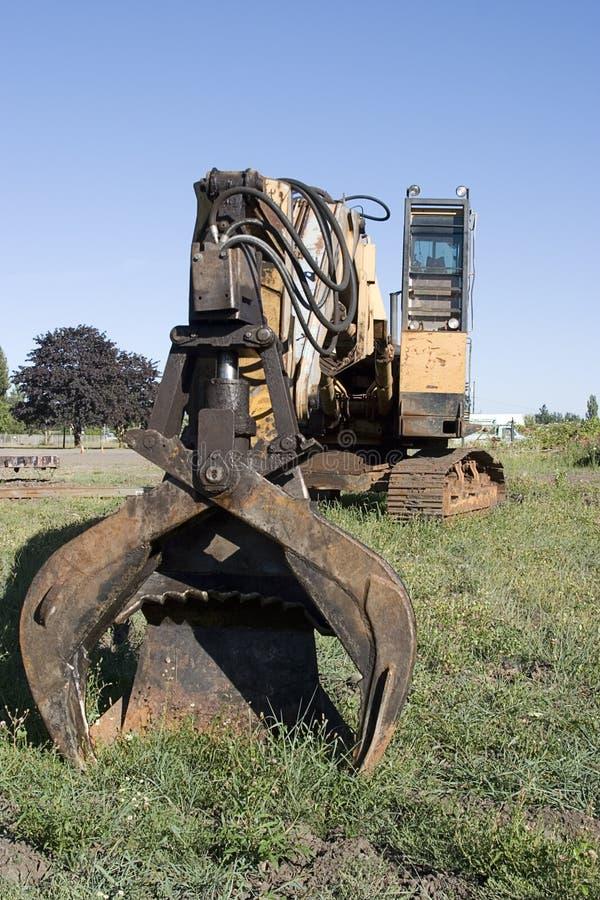 Free Logging Crane Stock Images - 1032164