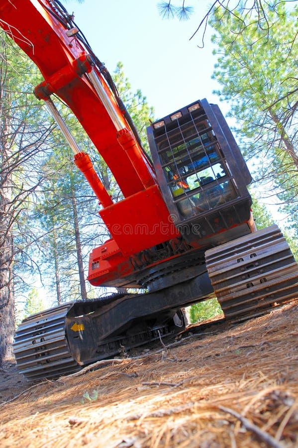 Free Logging Tractor Stock Photo - 9453570